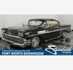 1958 Chevrolet Impala for sale 100946710