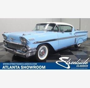 1958 Chevrolet Impala for sale 100989856