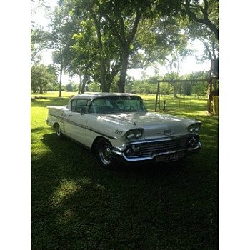 1958 Chevrolet Impala for sale 101201317