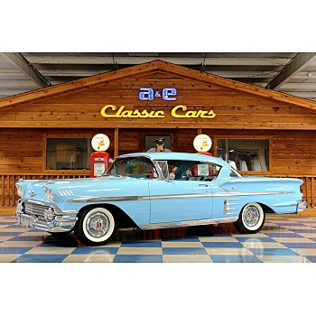 1958 Chevrolet Impala for sale 101234319
