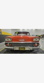 1958 Chevrolet Impala for sale 101237688