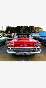1958 Chevrolet Impala Convertible for sale 101267051