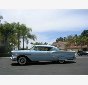 1958 Chevrolet Impala Coupe for sale 101275190