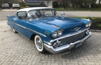 1958 Chevrolet Impala Coupe for sale 101318312