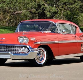 1958 Chevrolet Impala for sale 101322598