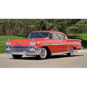 1958 Chevrolet Impala for sale 101322598