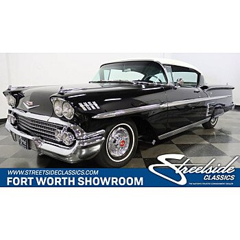 1958 Chevrolet Impala for sale 101376959