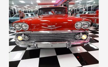 1958 Chevrolet Impala for sale 101382847