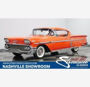 1958 Chevrolet Impala for sale 101386039