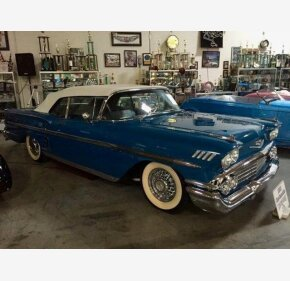 1958 Chevrolet Impala Convertible for sale 101391789