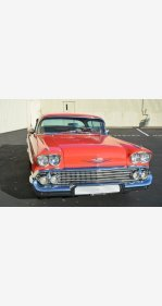 1958 Chevrolet Impala for sale 101437530