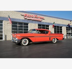 1958 Chevrolet Impala for sale 101455351