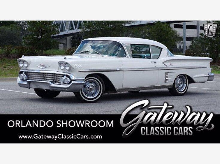 1958 Chevrolet Impala for sale 101555368