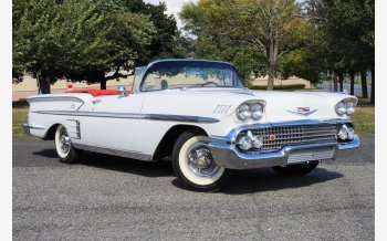 1958 Chevrolet Impala Convertible for sale 101518097
