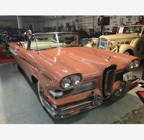 1958 Edsel Pacer for sale 100986676