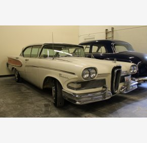 1958 Edsel Pacer for sale 101490236
