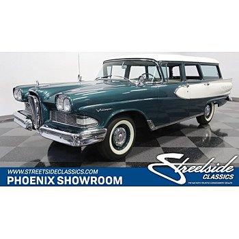 1958 Edsel Villager for sale 101242598