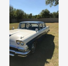 1958 Ford Custom for sale 100955322