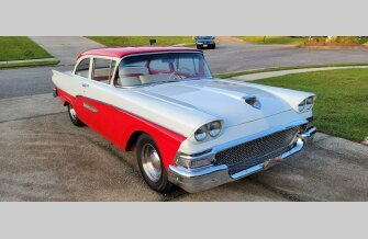 1958 Ford Custom for sale 101629602