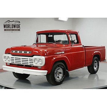 1958 Ford F100 for sale 101074091