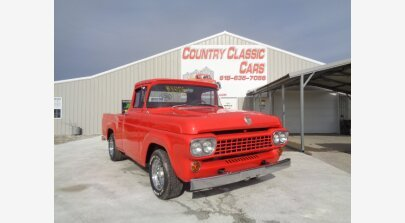 1958 Ford F100 for sale 101058756