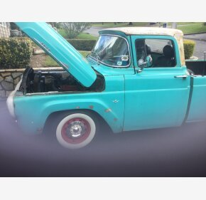 1958 Ford F100 2WD Regular Cab for sale 101132929