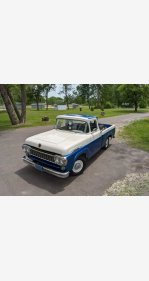 1958 Ford F100 for sale 101335579