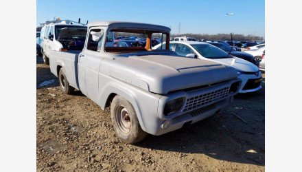1958 Ford F100 for sale 101348317