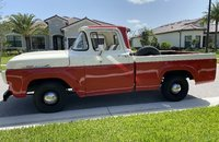 1958 Ford F100 2WD Regular Cab for sale 101371870