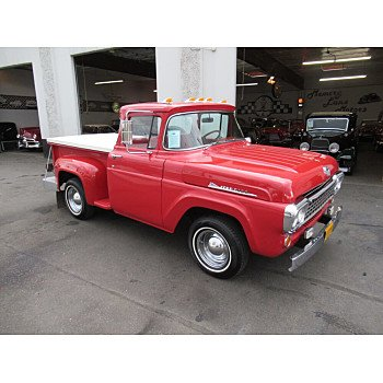 1958 Ford F100 for sale 101490152