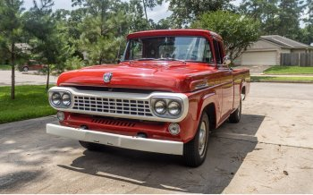 1958 Ford F100 for sale 101522681