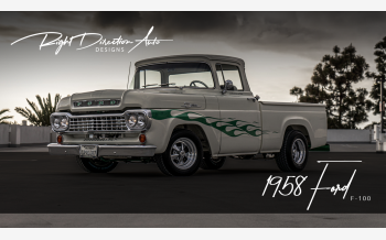 1958 Ford F100 2WD Regular Cab for sale 101571004