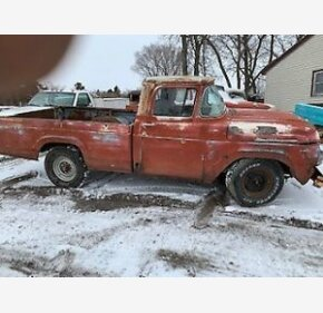 1958 Ford F250 for sale 101085693