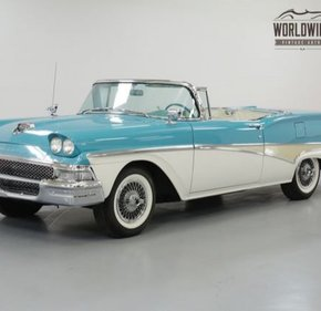1958 Ford Fairlane for sale 101009641