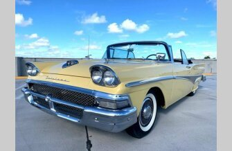 1958 Ford Fairlane for sale 101254317