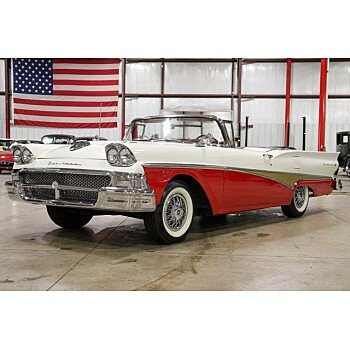 1958 Ford Fairlane for sale 101397118