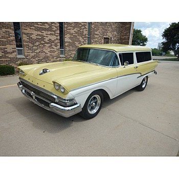 1958 Ford Other Ford Models for sale 101011744