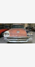1958 Ford Other Ford Models for sale 101307758