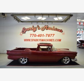 1958 Ford Ranchero for sale 101399327