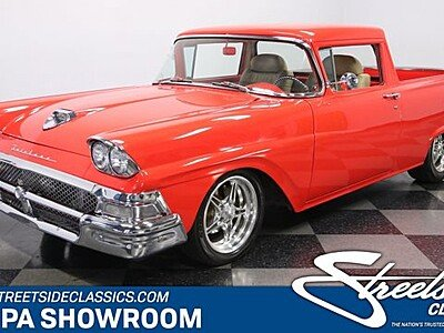 1958 Ford Ranchero for sale 101367740