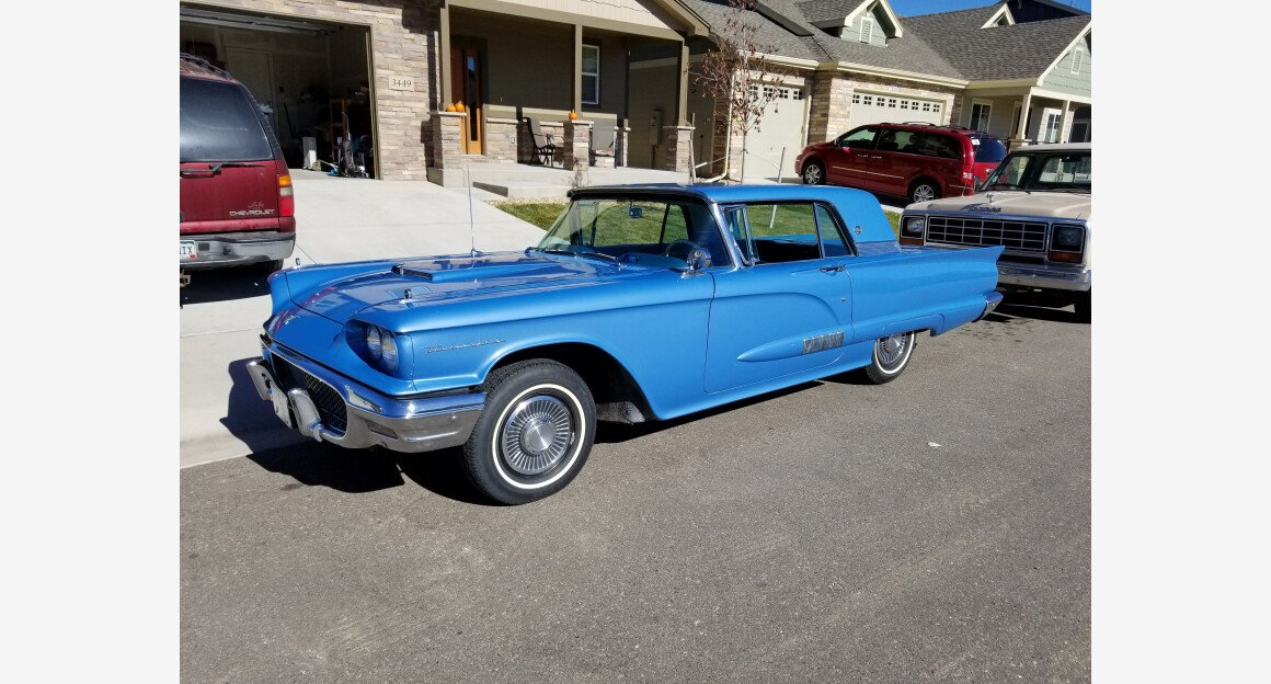 1958 Ford Thunderbird for sale 101060865