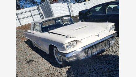 1958 Ford Thunderbird for sale 101056766