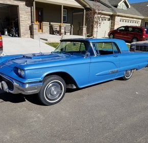 1958 Ford Thunderbird for sale 101060865