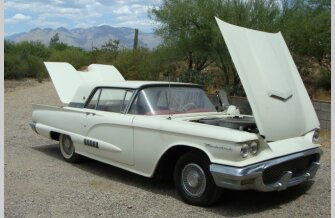 1958 Ford Thunderbird for sale 101158647