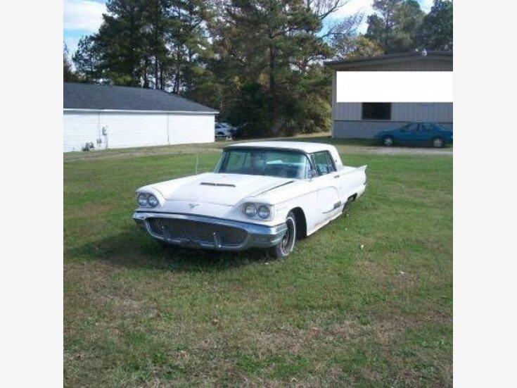 1958 Ford Thunderbird for sale 101546624