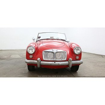 1958 MG MGA for sale 100963020