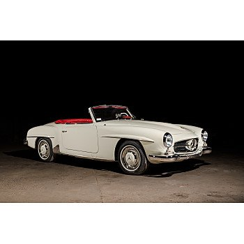 1958 Mercedes-Benz 190 for sale 101491342