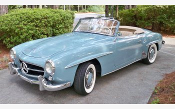 1958 Mercedes-Benz 190SL for sale 101046319