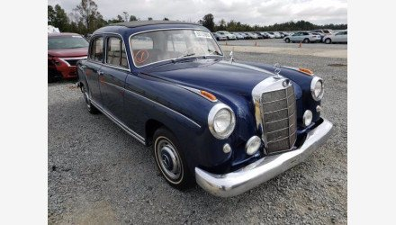 1958 Mercedes-Benz 220S for sale 101403671