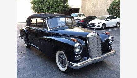 1958 Mercedes-Benz 300D for sale 101344496
